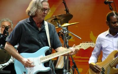 {Eric Clapton}