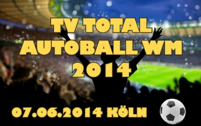{TV Total Autoball WM 2014}