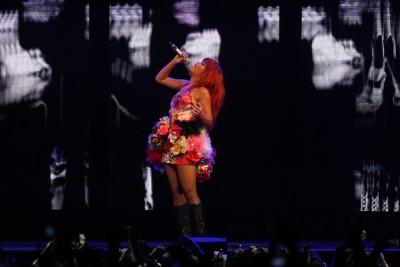 {Rihanna}