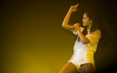 {Selena Gomez}