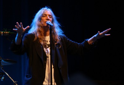 {Patti Smith}